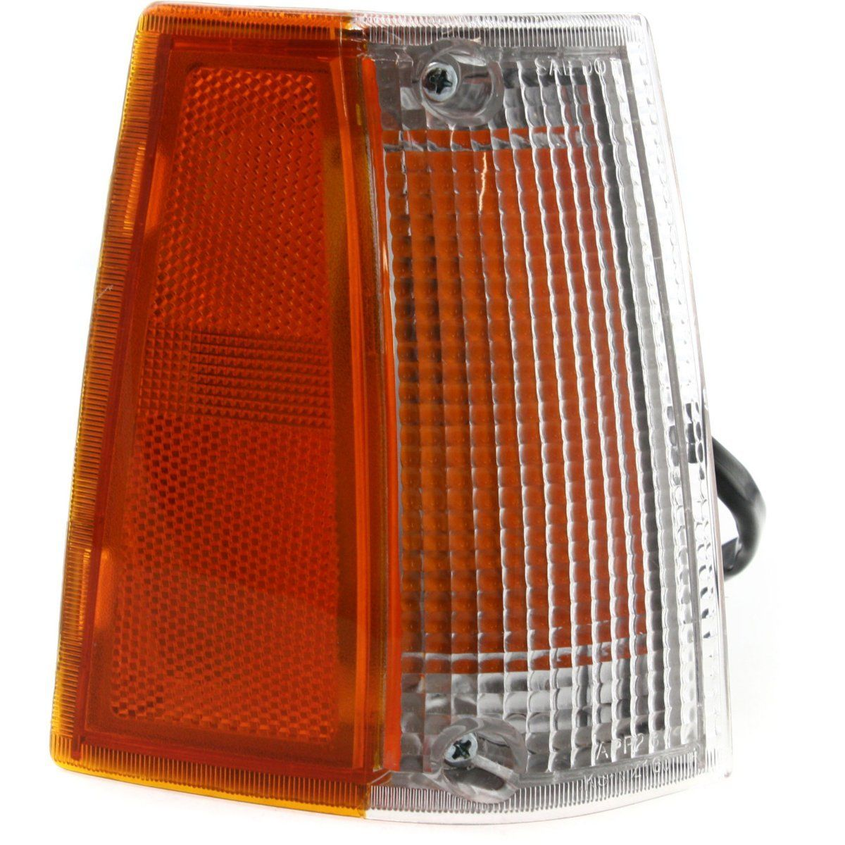 コーナーライト Corner Light For 86-87 Mazda B2000 87-93 B2600 Passenger Incandescent w/ Bulb コーナーライト86-87マツダB2000 87-93 B2600乗客白熱電球