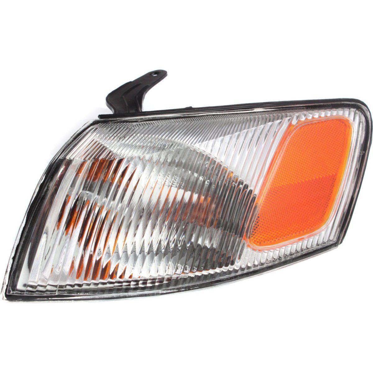 コーナーライト Corner Light For 97-99 Toyota Camry Driver Side Incandescent w/ Bulb コーナーライト97-99トヨタカムリドライバサイド白熱電球