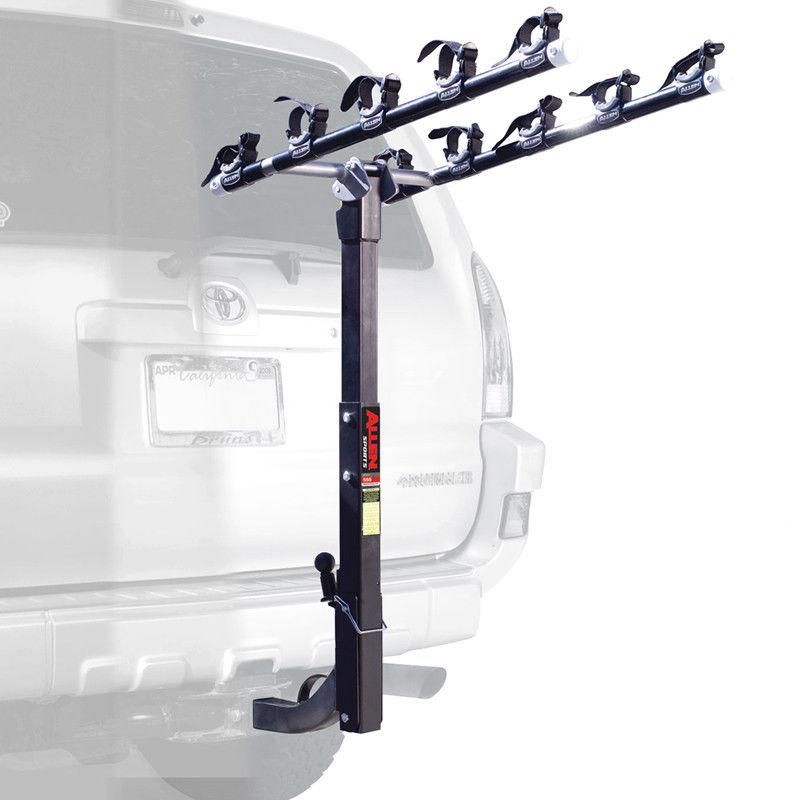 USサイクルキャリア Allen Car Rack S555 Hitch 2In 5B Allen Car Rack S555ヒッチ2イン5B