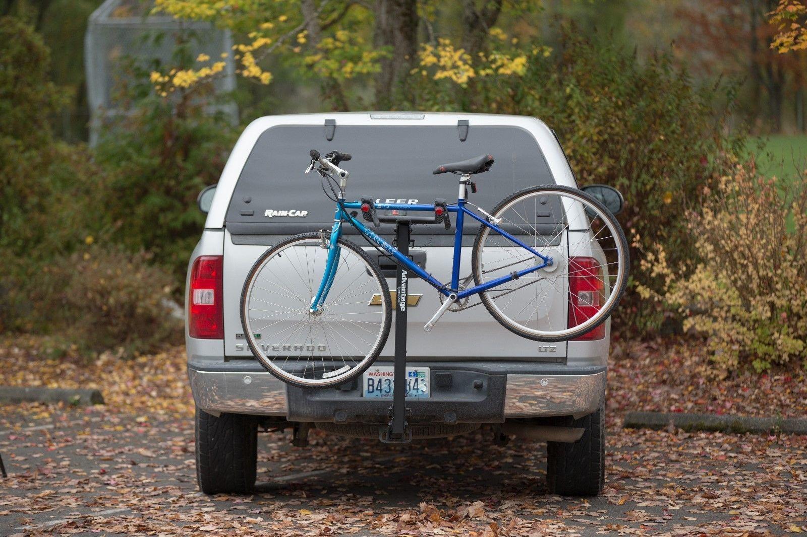 USサイクルキャリア 4 Bike Rack TiltAWAY Fits 2