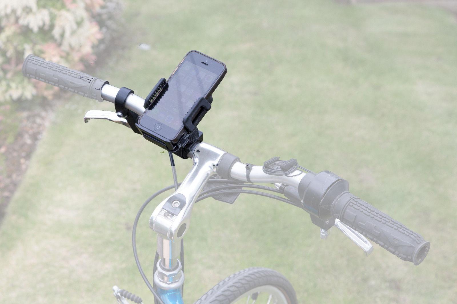 USサイクルキャリア Bicycle Handle Bar Cell Phone Mount by CommuteMate smartphone iphone Bike 自転車のハンドルバー携帯電話マウントCommuteMateスマートフォンiphoneのバイク