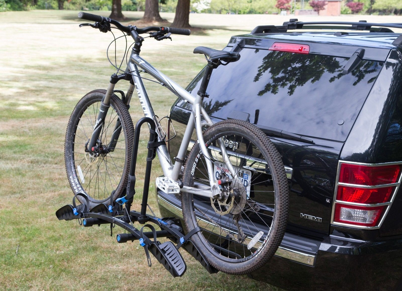 USサイクルキャリア Advantage SportsRack FlatRack 2 bike carrier 2