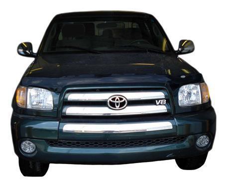 USバグガード BUG GUARD Hood Shield Smoke Color 25429 For: TOYOTA TUNDRA 2000-2006 バグガードフードシールドスモークカラー25429用:TOYOTA TUNDRA 2000-2006