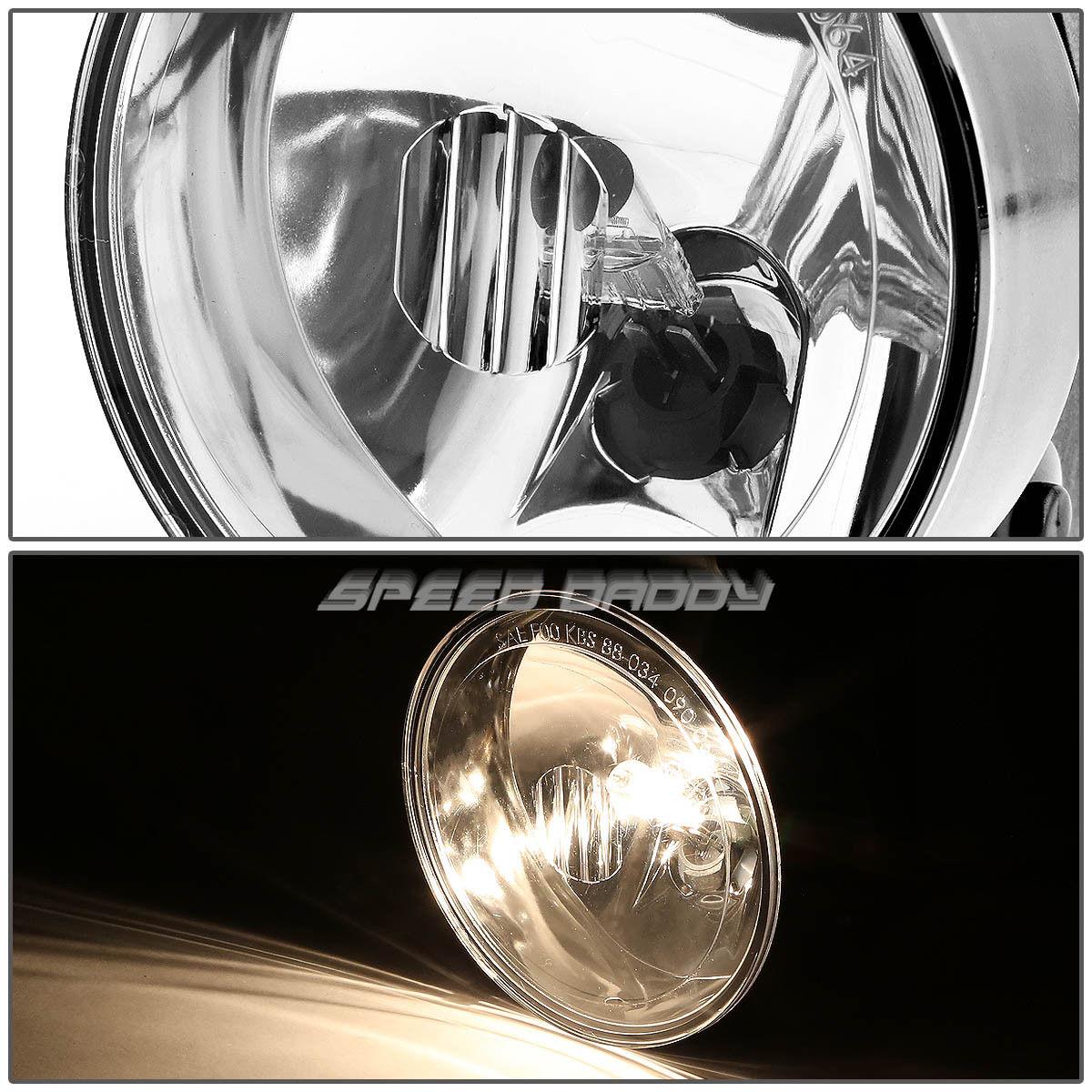 Fog Driving Light Lamp Driver Side Left LH NEW for 99-05 Pontiac Grand Am