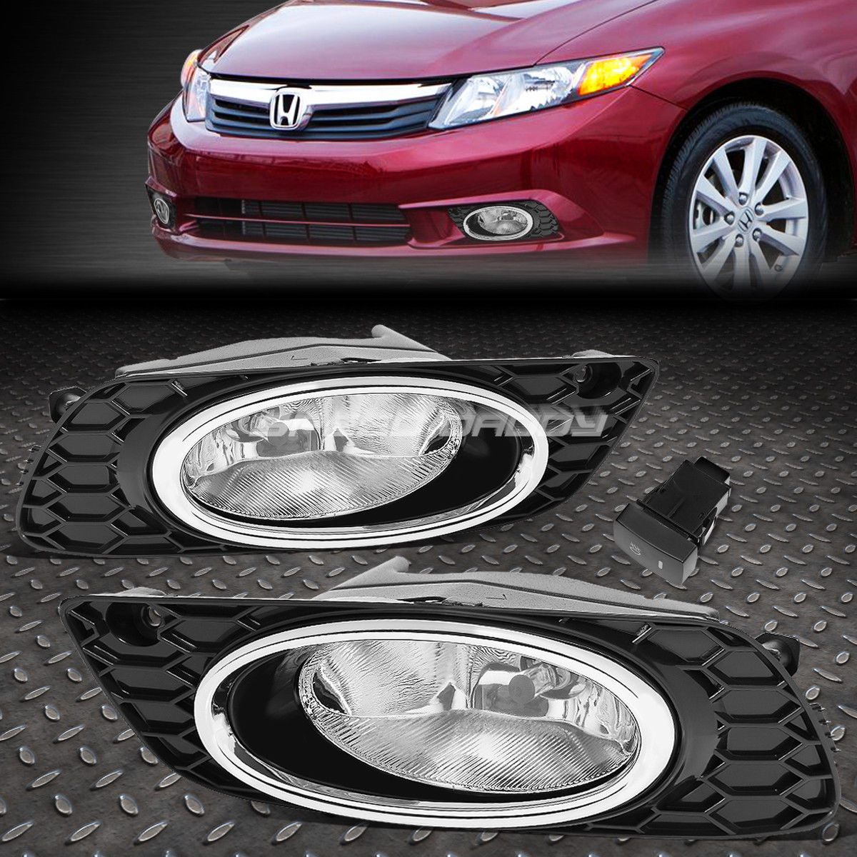 USフォグライト FOR 2012 CIVIC 4DR SWITCH FG PAIR CLEAR LENS OE CIVIC BUMPER FOG LIGHT LAMP PAIR+SWITCH KIT for 2012 CIVIC 4DR FGクリアレンズOE BUMPER FOG LIGHT LAMP PAIR + SWITCH KIT, アドショップ:3f178391 --- diadrasis.net