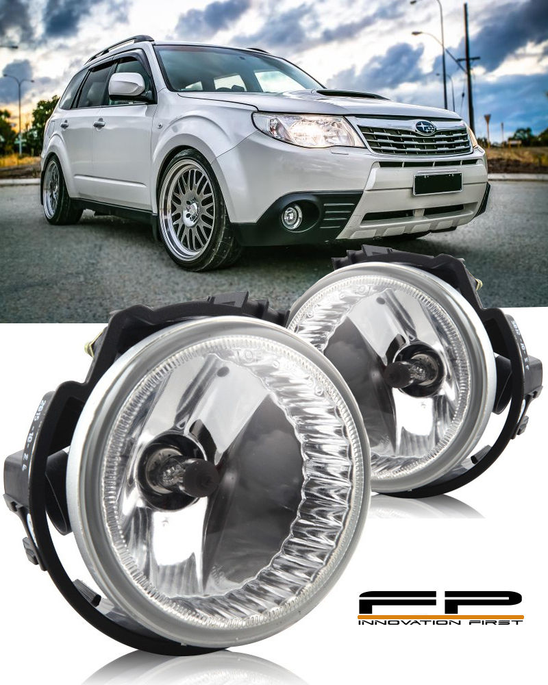 CLEAR HOUSING HALO LED HEADLIGHT+CORNER+8 LED GRILL FOG LAMPS FIT 99-04 MUSTANG