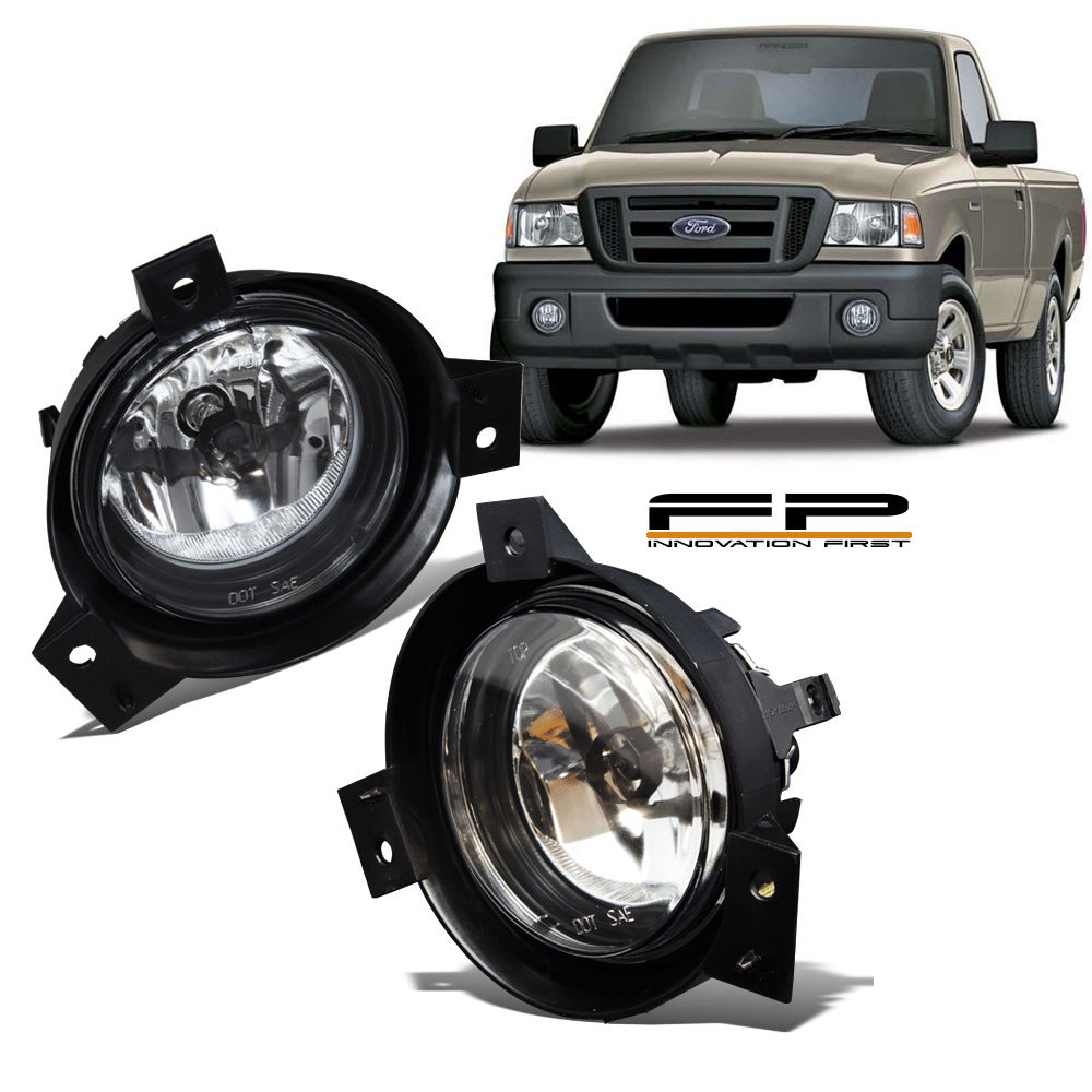 USフォグライト 2001 2002 2003 2001 Ford 2002 USフォグライト Ranger Replacement Fog Lights Clear Lens Front Lamps PAIR 2001 2002 2003フォードレンジャー交換用フォグライトクリアレンズフロントランプペア, キッズ&ベビー通販 リッカティル:ac027ab1 --- diadrasis.net