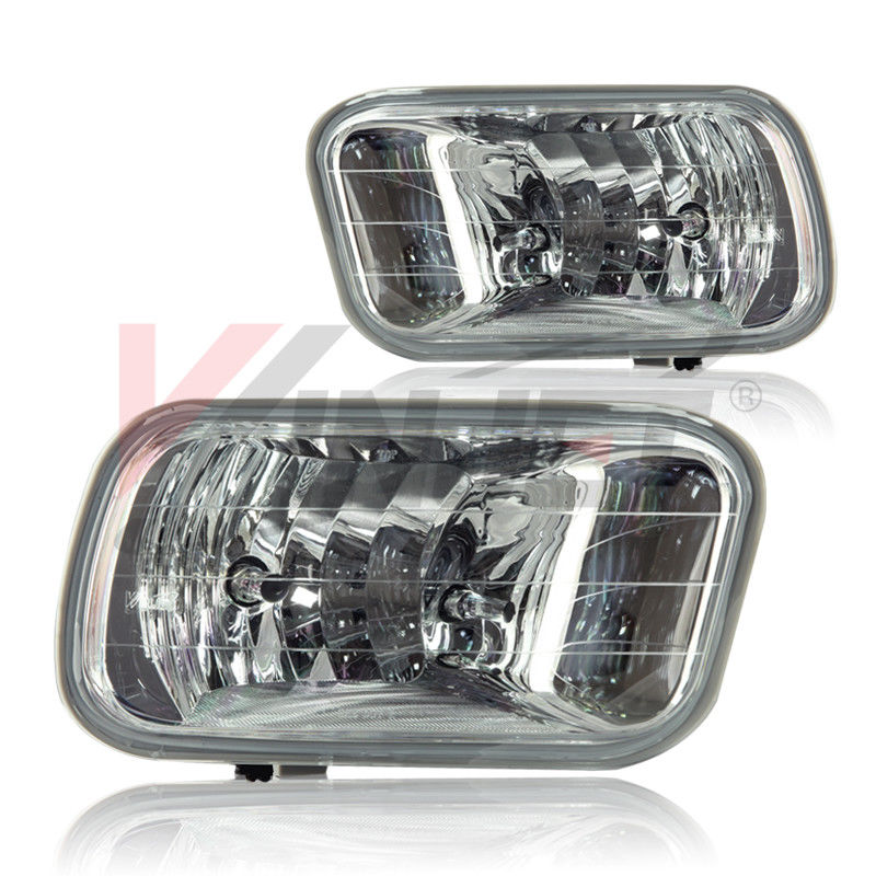フォグライト Replacement Fog Lights for 2009-2012 Dodge Ram OE Fit Bulbs Included 2009-2012 Dodge Ram OE Fit Bulbsの交換用フォグライト