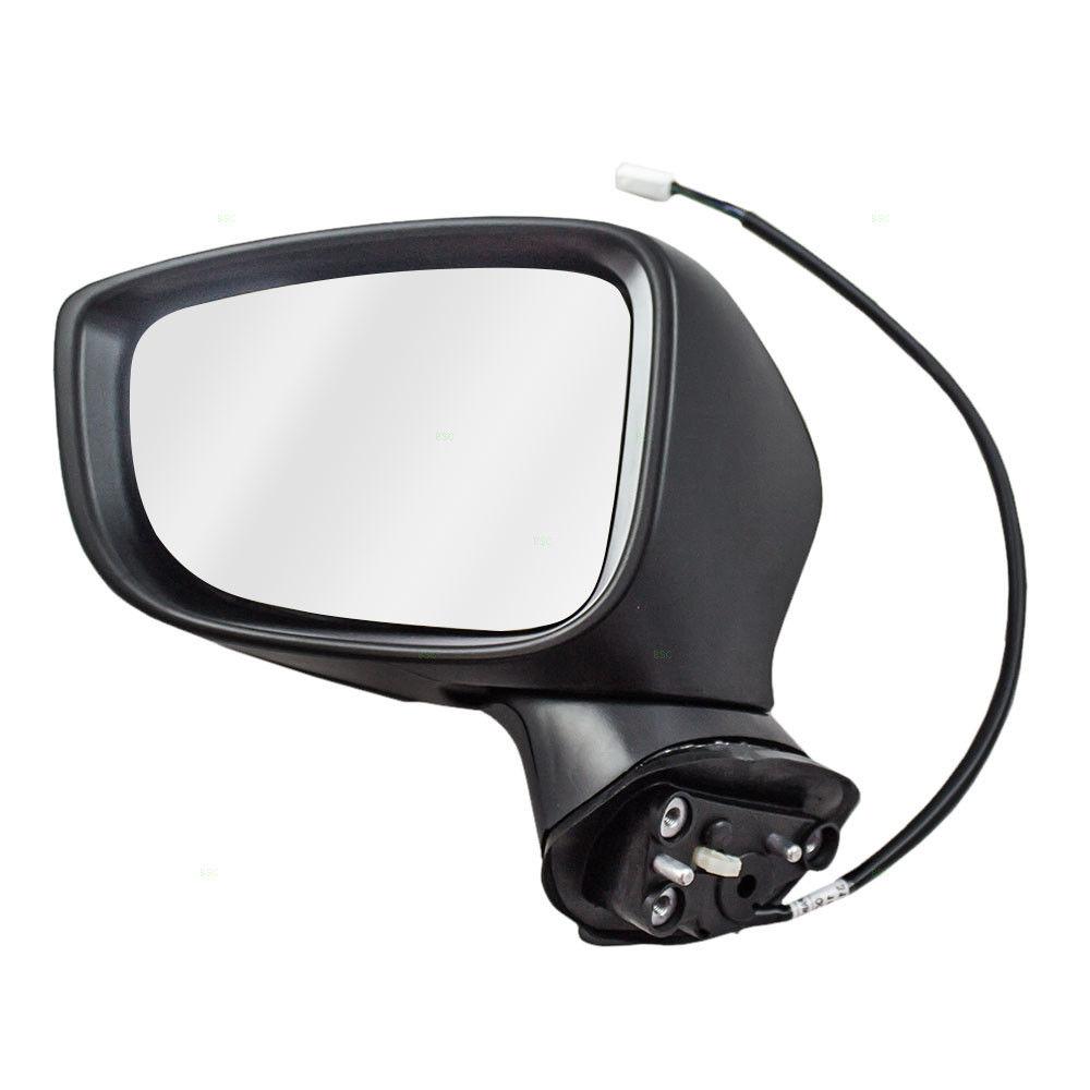 ミラー 14 15 16 Mazda3 Mazda 3 Drivers Side View Power Mirror Heated Signal BJS8-69-1G7 14 15 16 Mazda3 Mazda 3ドライバーの側面図パワーミラー加熱信号BJS8-69-1G7