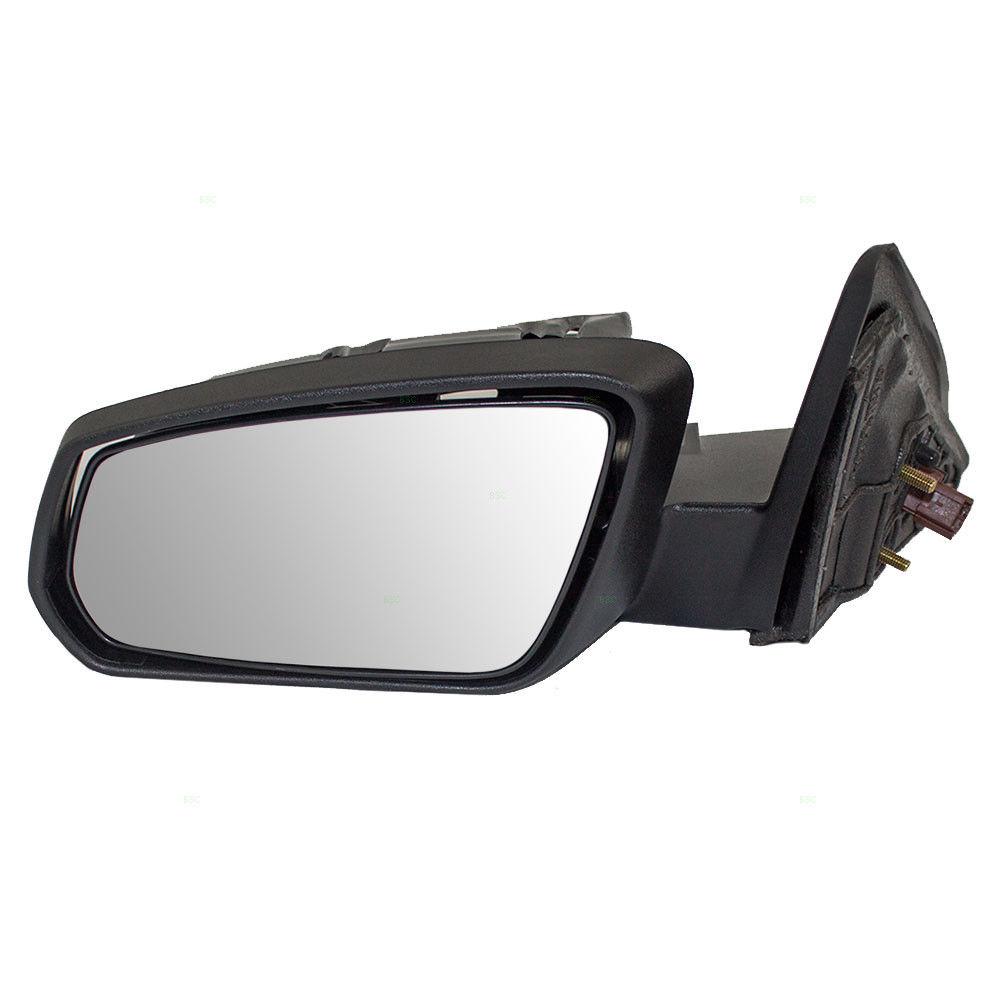ミラー 10 11 12 Ford Mustang Drivers Side View Power Mirror w/ Covers AR3Z 17683 10 11 12フォードマスタングドライバサイドビューパワーミラー(カバー付き)AR3Z 17683