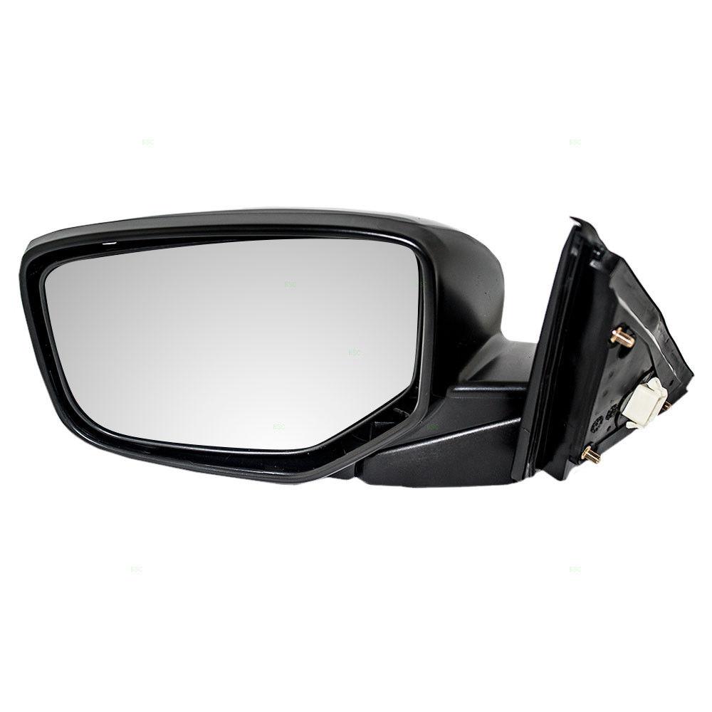 ミラー Fits Honda Accord Sedan 08-12 Drivers Side View Power Mirror 76258TA5A01 ホンダアコードセダンに合っている08-12ドライバサイドビューパワーミラー76258TA5A01
