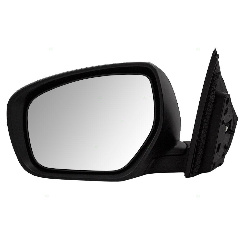ミラー 10-15 Mazda CX-9 Drivers Side View Power Mirror Heated Flat Glass MA1320169 10-15マツダCX-9ドライバの側面図パワーミラー加熱式フラットガラスMA1320169