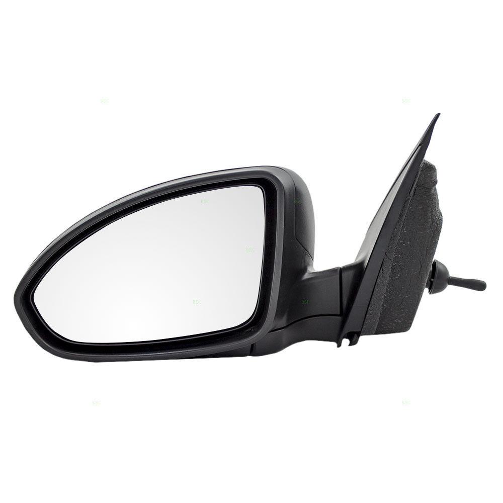 ミラー 11-15 Chevrolet Cruze & 16 Limited Drivers Side Manual Remote Textured Mirror 11-15 Chevrolet Cruze& amp; 限られたドライバサイドマニュアルリモートテクスチャミラー