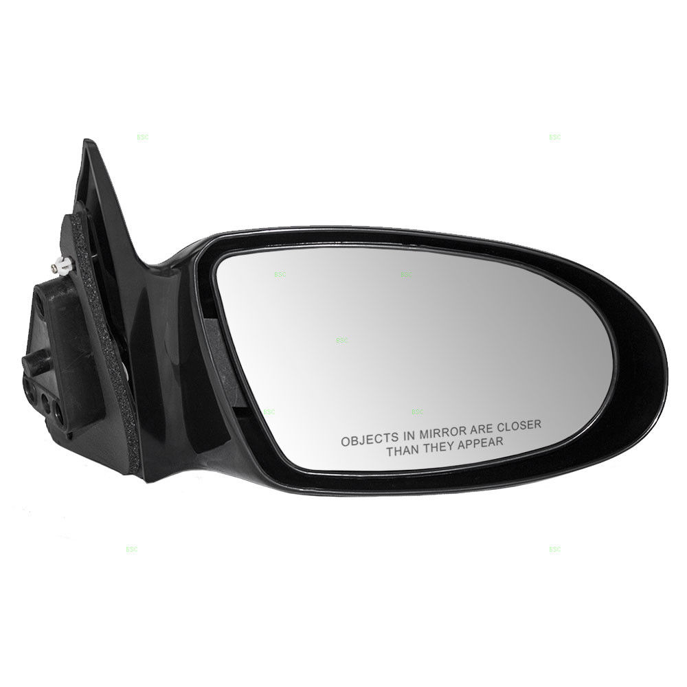 ミラー 93-97 Geo Prizm Passengers Side View Manual Mirror Glass w/ Housing 94856319 93-97 Geo Prizm Passengersサイドビューミラー付きガラス/ハウジング94856319