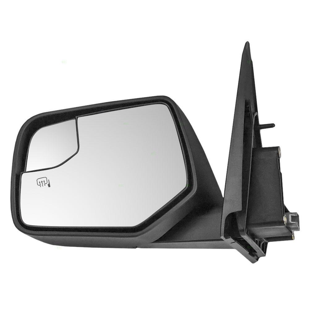 ミラー Ford Escape Mercury Mariner & Hybrid Drivers Power Heated Mirror Spotter Glass フォードエスケープマーキュリーマリナー& ハイブリッドドライバパワーヒーター付きミラースポッターグラス