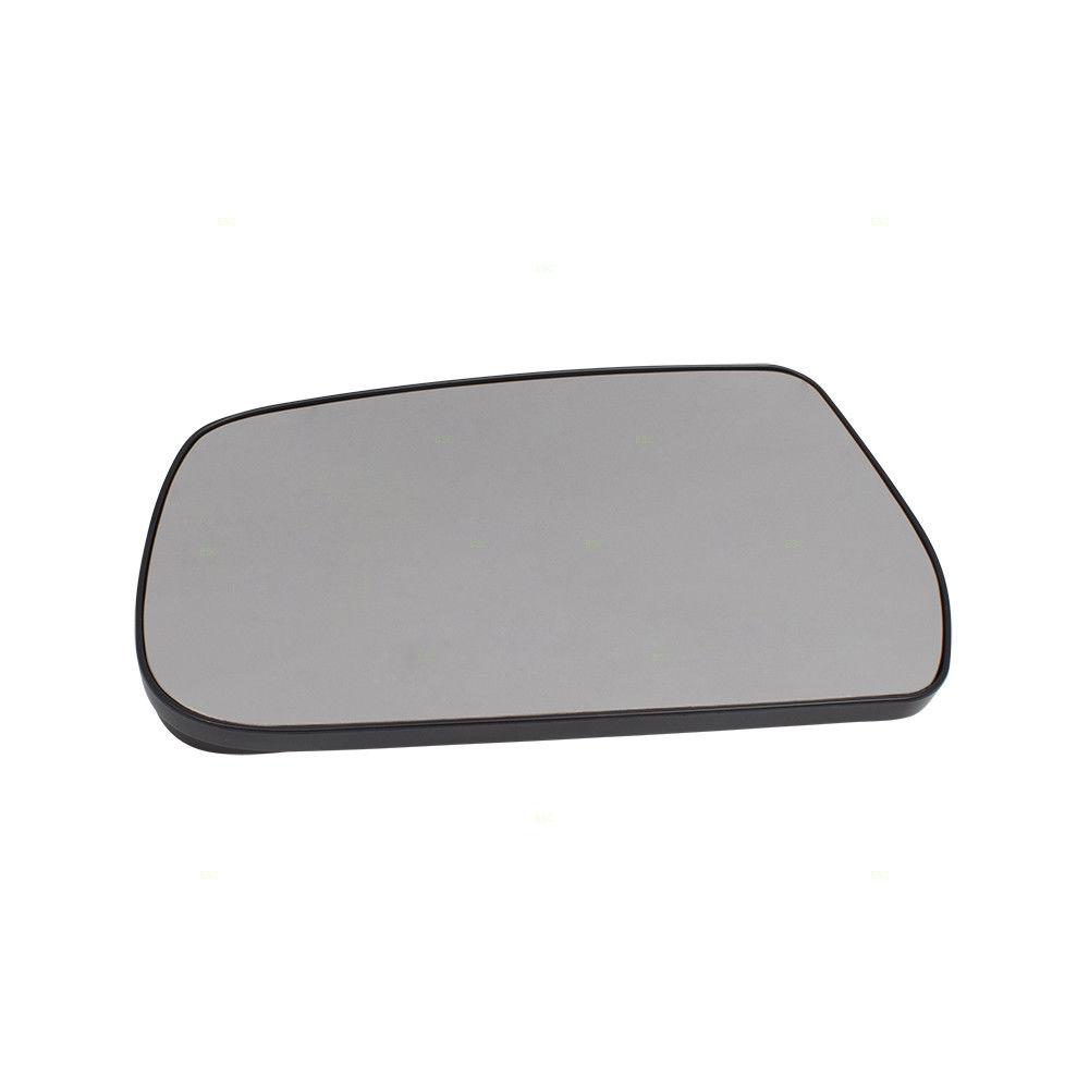 ミラー 10-17 Terrain Equinox SUV Drivers Side View Mirror Glass & Base Heated GM1324126 10-17地形等分SUVドライバサイドビューミラーガラス& ベース加熱型GM1324126