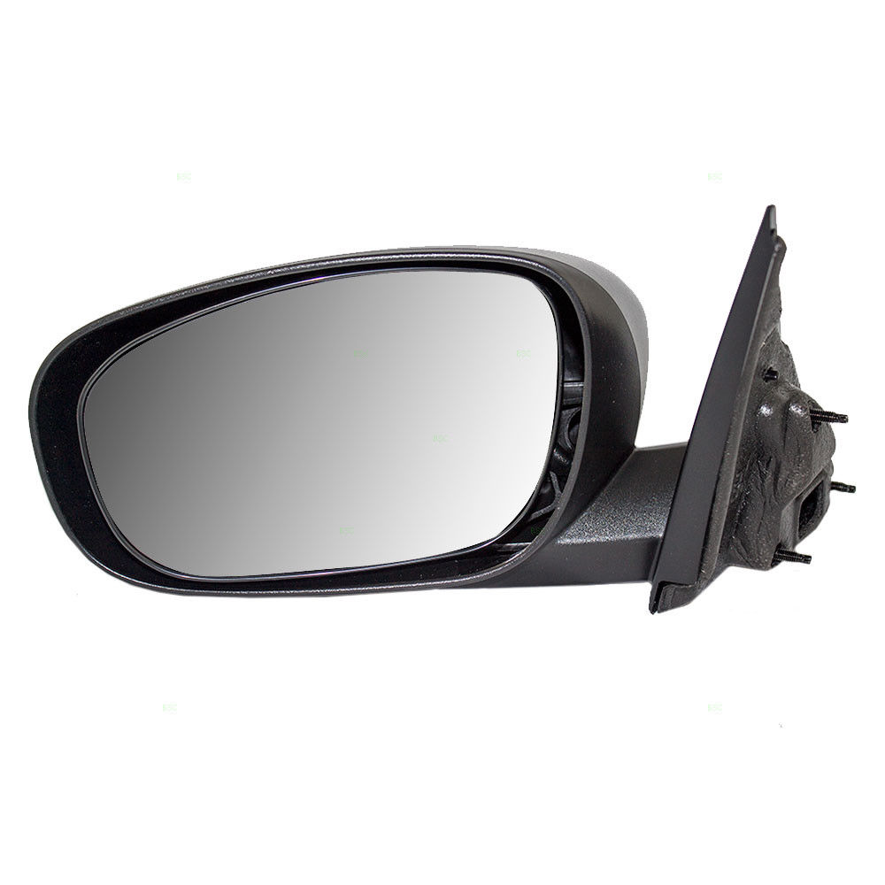 Door Mirror Glass New Replacement Driver Sides For Cadillac SRX 10-13