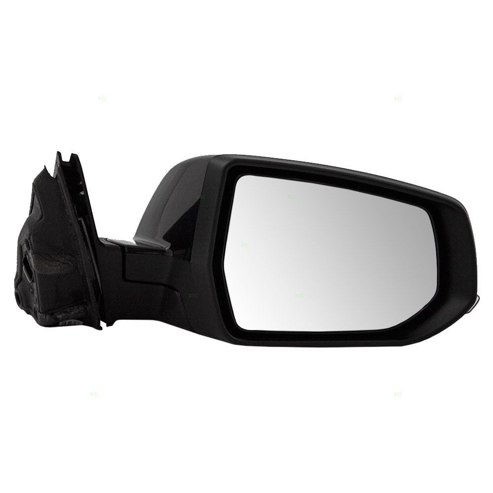 ミラー 13 Chevy Malibu Passengers Side View Power Mirror Heated Signal Ready-to-Paint 13 Chevy Malibu Passengersサイドビューパワーミラー加熱信号ペイント可能