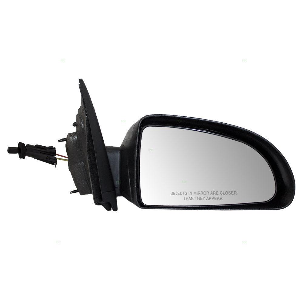 ミラー Chevrolet Cobalt Pontiac G5 Passengers Side View Manual Remote Mirror シボレーコバルトポンティアックG5パッセンジャーサイドビュー手動リモートミラー