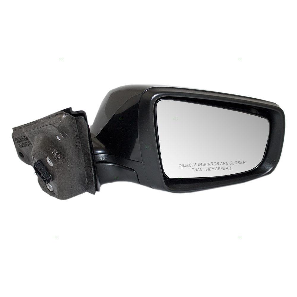 ミラー 10-13 LaCrosse Passenger Side Power Mirror Heated Memory Signal Puddle Lamp 10-13ラクロス助手席側パワーミラーヒートメモリー信号パドルランプ