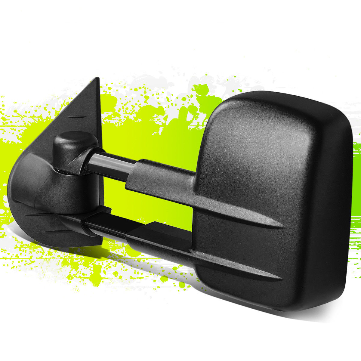 ミラー DRIVER SIDE MANUAL ADJUSTMENT TOW TOWING MIRROR FOR 07-13 GMC YUKON/CHEVY TAHOE 運転手側マニュアル調整ベッドターンインミラーリング07-13 GMC YUKON / CHEVY TAHOE
