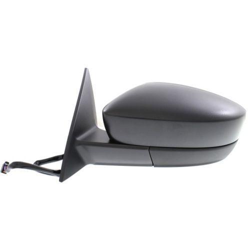 ミラー For Beetle 12-13, Driver Side Mirror, Textured Black ビートル12?13、ドライバーサイドミラー、テクスチャーブラック