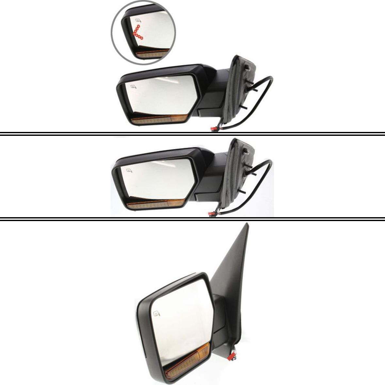 ミラー New FO1320377 Driver Side Mirror for Ford Expedition 2007-2013 フォード遠征2007-2013の新しいFO1320377ドライバーサイドミラー