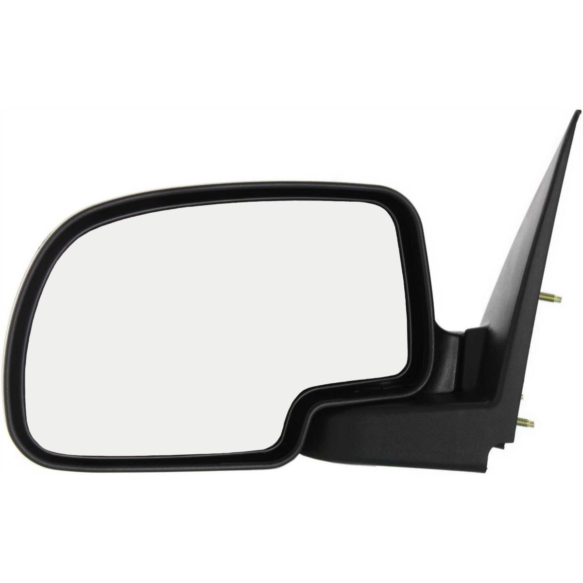 ミラー New Driver/Left Side Manual Door Mirror for Chevrolet Silverado 1500 1999-2007 Chevrolet Silverado 1500用の新しいドライバー/左側サイドドアミラー1999-2007