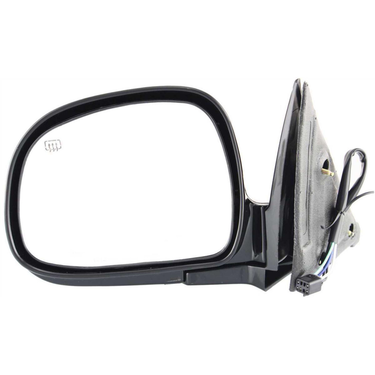 ミラー New GM1320171 Driver/Left Side Heated Door Mirror for Chevrolet Blazer 1998 Chevrolet Blazer 1998用の新しいGM1320171ドライバー/左サイドヒートドアミラー