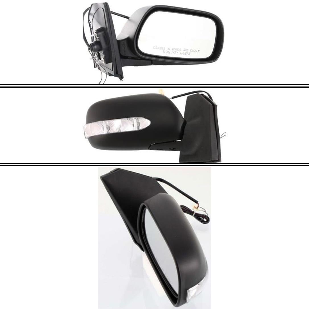 ミラー New Passenger Side Mirror for Toyota Corolla 2003-2006 Toyota Corolla 2003-2006用の新型助手席ミラー