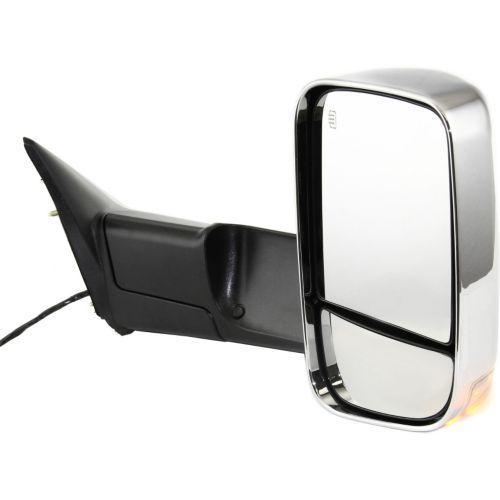 ミラー For 2500 11-12, Passenger Side Mirror, Chrome 2500 11-12、Passenger Side Mirror、Chrome用