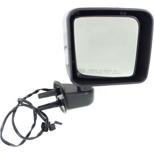 ミラー For Wrangler 15-16, Passenger Side Mirror, Chrome Wrangler 15-16、Passenger Side Mirror、Chrome用