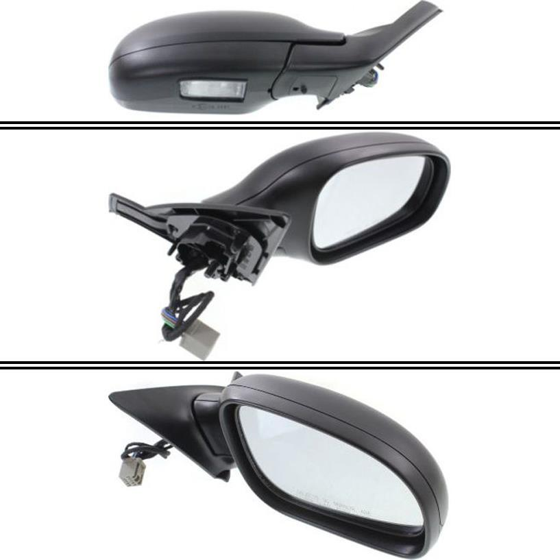ミラー New Passenger Side Mirror for Volvo S80 1999-2003 Volvo S80 1999-2003用の新しい旅客側ミラー