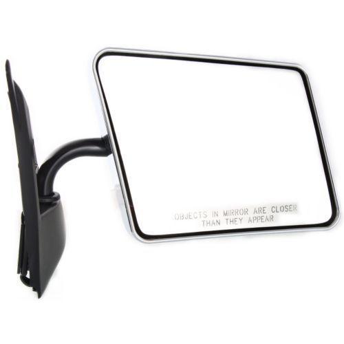 ミラー For Jimmy 92-94, Passenger Side Mirror, Chrome Jimmy 92-94、Passenger Side Mirror、Chrome用