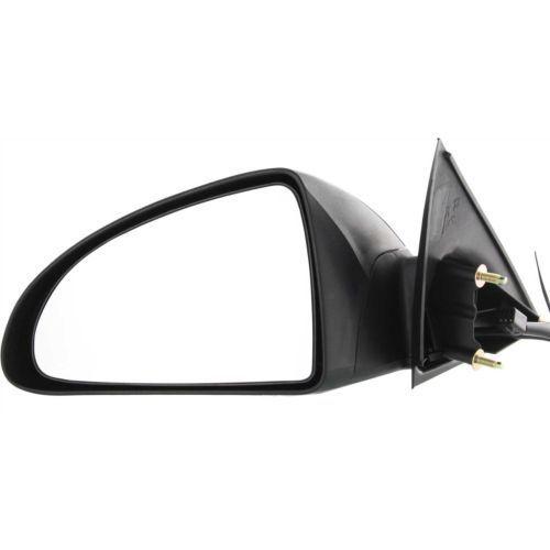 ミラー For Pontiac G6 05-09, Driver Side Mirror, Textured Black ポンティアックG6 05-09、ドライバーサイドミラー、テクスチャーブラック