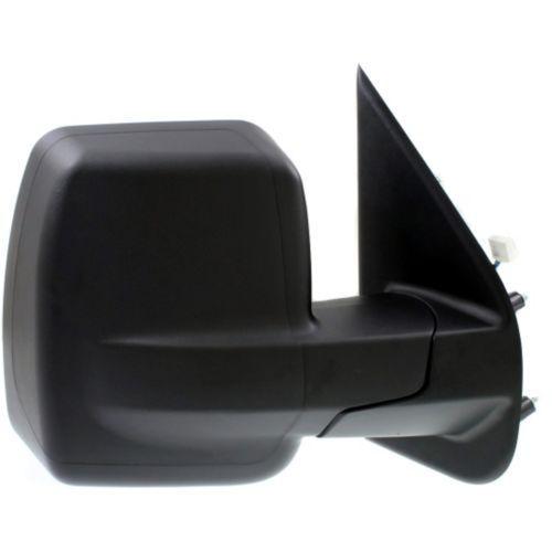 ミラー For NV2500 12-13, Passenger Side Mirror, Textured Black NV2500 12-13、助手席側ミラー、テクスチャードブラック