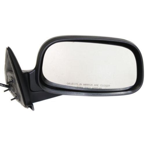 ミラー For Durango 01-03, Passenger Side Mirror, Textured Black デュランゴ01-03のために、乗客側ミラー、テクスチャブラック