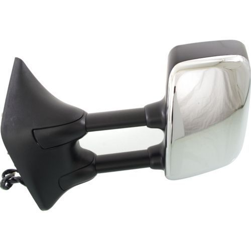 ミラー For Titan 04-14, Driver Side Mirror, Chrome Titan 04-14、Driver Side Mirror、Chrome用