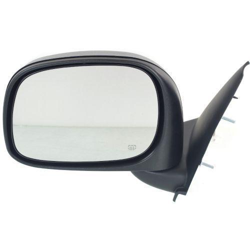 ミラー For Ram 2500 02-08, Driver Side Mirror, Textured Black Ram 2500 02-08、Driver Side Mirror、Textured Black