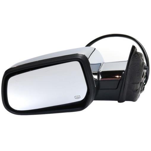 ミラー New GM1320476 Driver Side Mirror for GMC Terrain 2015-2016 GMCテレイン2015-2016用の新しいGM1320476ドライバサイドミラー