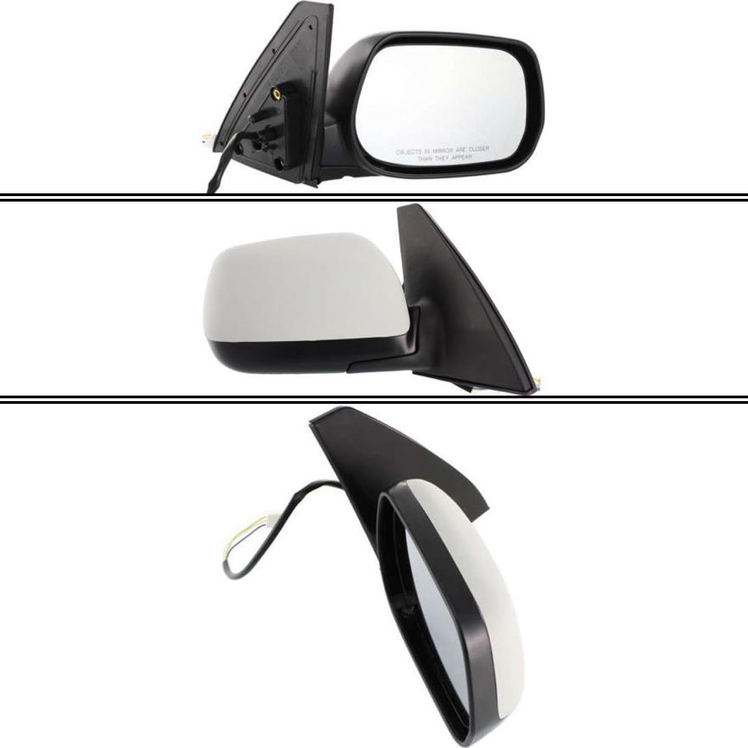 ミラー New TO1321224 Passenger Side Mirror for Toyota RAV4 2001-2003 トヨタRAV4 2001-2003用の新型TO1321224助手席ミラー