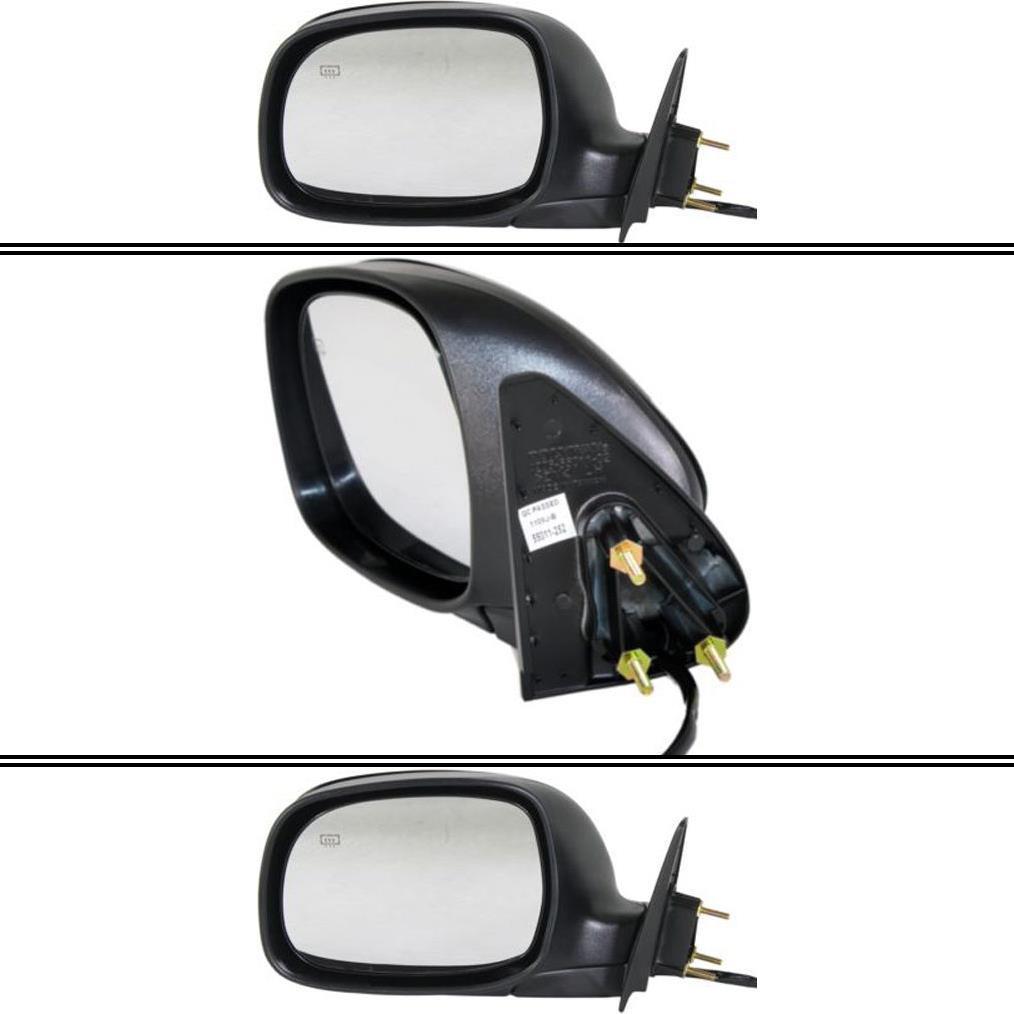 ミラー New TO1320208 Driver Side Mirror for Toyota Tundra 2003-2005 Toyota Tundra 2003-2005用の新しいTO1320208ドライバサイドミラー