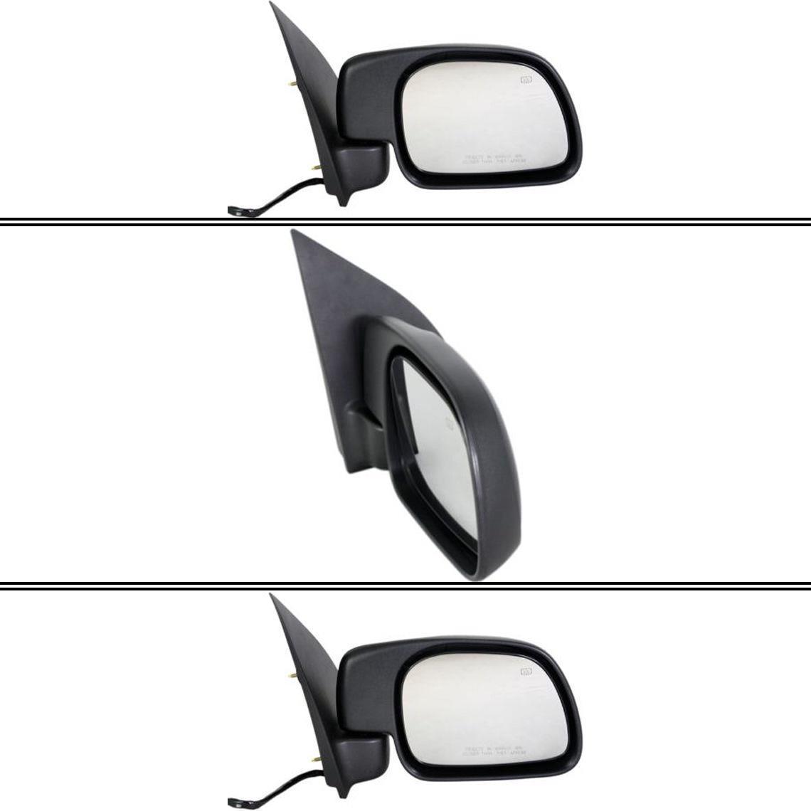 ミラー New FO1321308 Passenger Side Mirror for Ford Excursion 2000-2001 フォードエクスカーション2000-2001の新型FO1321308助手席ミラー