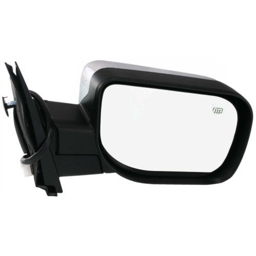 ミラー For Armada 05-12, Passenger Side Mirror, Chrome Armada 05-12、Passenger Side Mirror、Chrome用