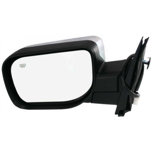 ミラー For Armada 05-12, Driver Side Mirror, Chrome Armada 05-12、Driver Side Mirror、Chrome用
