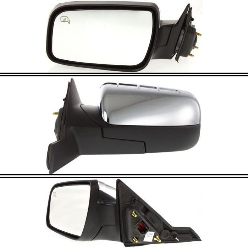 ミラー New FO1320312 Driver Side Mirror for Ford Taurus 2008-2009 フォードトーラス2008-2009用の新しいFO1320312ドライバーサイドミラー