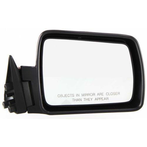 ミラー For Cherokee 84-93, Passenger Side Mirror, Paint to Match チェロキー84-93、助手席側ミラー、ペイント・トゥ・マッチ
