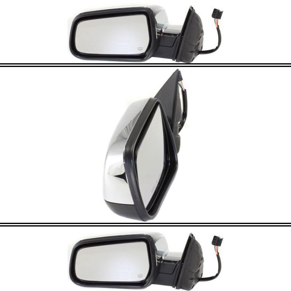 ミラー New GM1320456 Driver Side Door Mirror for Chevrolet Equinox 2010-2014 Chevrolet Equinox 2010-2014用の新しいGM1320456ドライバーサイドドアミラー