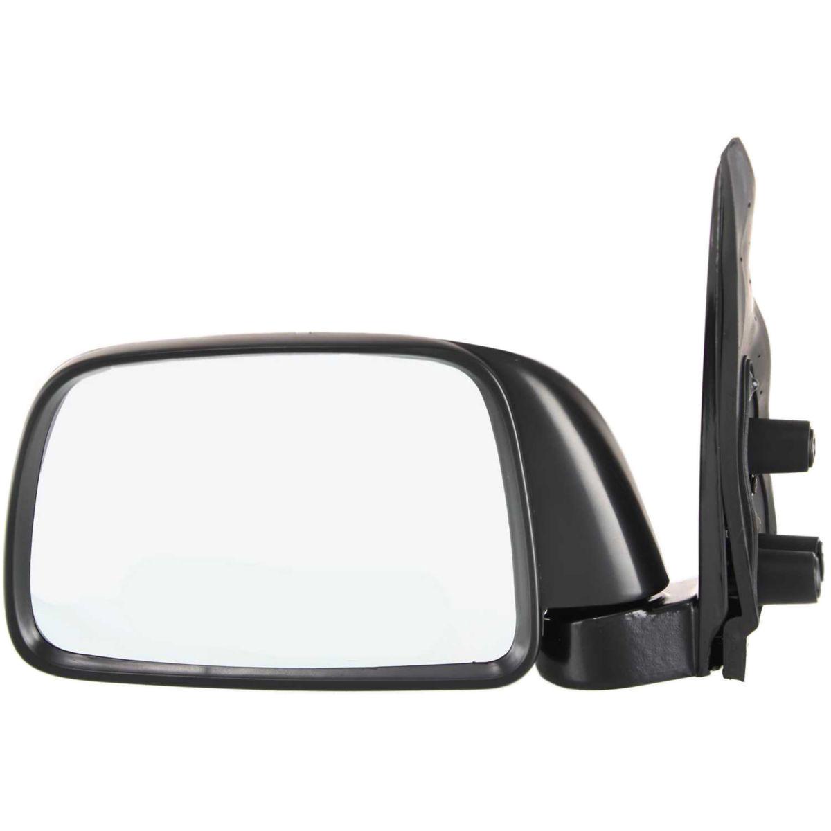 ミラー New TO1320116 Driver/Left Side Door Manual Mirror for Toyota Tacoma 1995-2000 Toyota Tacoma用の新しいTO1320116ドライバー/左サイドドア手動ミラー1995-2000