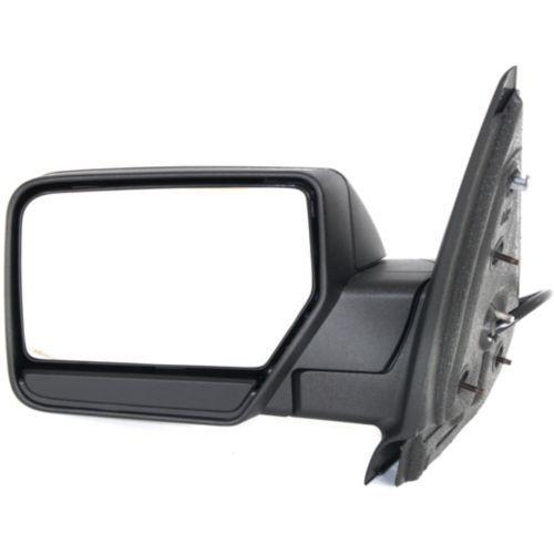 ミラー For Navigator 07-13, Driver Side Mirror, Textured Black ナビゲータ07-13、ドライバサイドミラー、テクスチャブラック